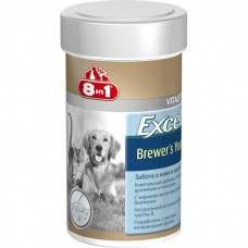 8in1 Excel Brewers 780 таб д/собак и кошек