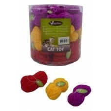 "Игрушка Papillon Ball of wool in tube для кошек ""Шерстяной клубок"""