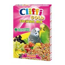 Cliffi Коктейль для волнистых попугаев: зерна, злаки, фрукты, овощи, Cocktail Mix Pappagallini