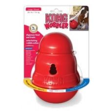 Интерактивная игрушка Kong Wobbler Воблер для собак крупных пород