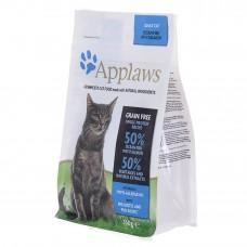 Корм Applaws беззерновой для кошек с океанической рыбой, 6 кг