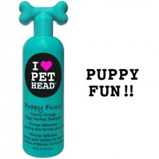 """Цитрусовый шампунь """"Щенячий восторг"""" без слез, без сульфатов и парабенов, Puppy Fun"""