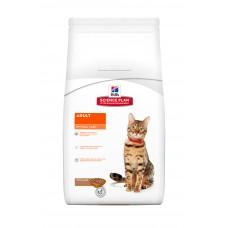 Hill's Science Plan Optimal Care корм для кошек от 1 до 6 лет, ягненок, 1.6 кг + 400 гр в ПОДАРОК