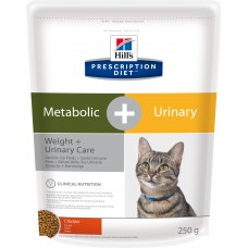 Hill's Prescription Diet Metabolic + Urinary Feline