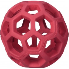 Ажурный резиновый мяч мини, 5 см, JW Pet HOL-EE ROLLER MINI
