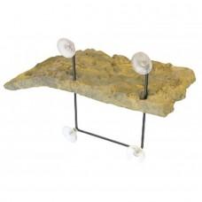 Плотик для черепах на присосках 28*12*4,5см TD012C