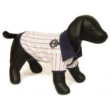 Футболка DEZZIE 5615500 для собак 20 см