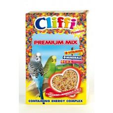 Cliffi Для волнистых попугаев, Premium Mix Budgerigars