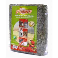 Сено с шиповником, Hay with rose-hip, 500 гр