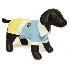 Футболка DEZZIE 5615461 для собак 25 см