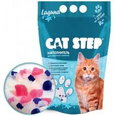 Cat Step ЛАГУНА силикагель 3,8л (1,81кг)