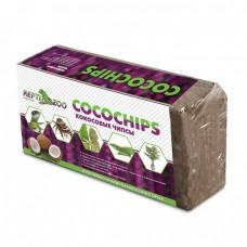 Кокосовая щепа/чипсы брикет 500г