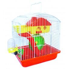 Клетка для грызунов YD-258 22,5х17х25см 1*15