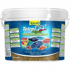 Tetra 10л Pro Algae Multi Crisps содержат спирулин