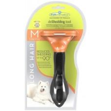Фурминатор для собак Long Hair Medium Dog 7см