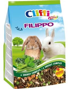 Корм Cliffi Filippo New Superior for dwarf rabbit для карликовых кроликов, 2.7 кг