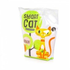 Наполнитель Smart Cat cиликагелевый, с ароматом апельсина, 3.32 кг, 7.6 л