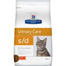 Корм Hills Prescription Diet Feline s/d, диетический