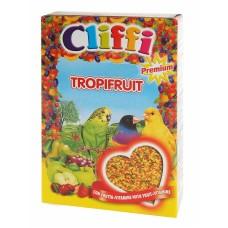 Cliffi Яичный корм с фруктами для всех зерноядных птиц, Tropifruit