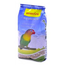 Корм Benelux Mixture for lovebirds X-line для попугаев неразлучников, 1 кг