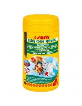 SERA 0881 Goldy Color Spirulina 100мл