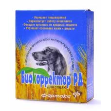 Биокорректор д\собак 90таб.1*5
