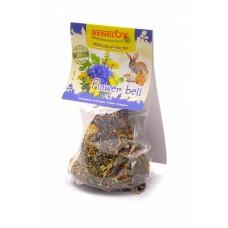 """Лакомство Benelux Flower bell 100% natural """"Цветочный колокольчик"""", для грызунов, 125 г"""