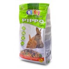 Cliffi Корм с фруктами для кроликов, Pippo Fruity SELECTION