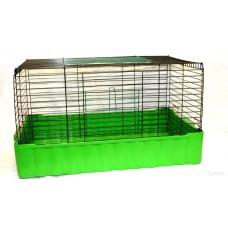 Клетка для кролик, свинок, Складная 4 790*470*420