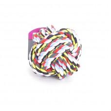 """Игрушка Papillon Cotton toy ball для собак """"Шар из каната"""", хлопок, 8.5 см"""