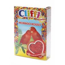 Cliffi Яичный корм для красных канареек, Morbido Rosso