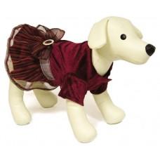 Платье DEZZIE 5615812 для собак 30 см
