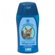 Морской шампунь АВЗ для короткошерстных кошек, 160 мл