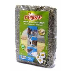 Сено с ромашкой, Hay with kamille, 500 гр