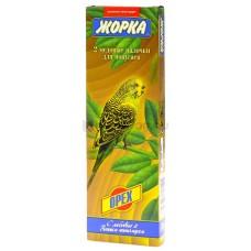 Жорка 2шт. Палочки для попугаев с Орехами, 70 гр