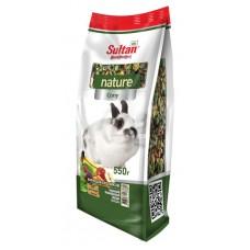 Корм Султан Nature Cony для кроликов, 550 г