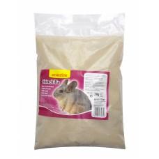 Песок для шиншилл, Chinchilla speciaal badzand, 3 кг
