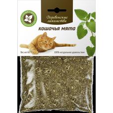 Деревенские лакомства для кошек, кошачья мята, 15 г