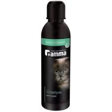 Шампунь Гамма для длинношерстных кошек, распутывающий, 250 мл