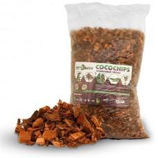 Кокосовые чипсы брикет 3л R0348