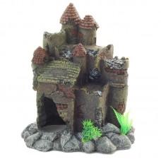 Грот 025КВ Замок с башнями 26,5*18,5*30см