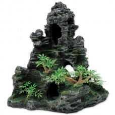 Грот 004KD Скала с пещерой 30х18х27,5см