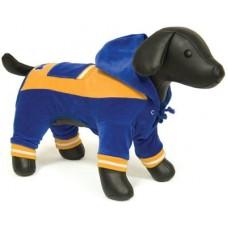 Костюм DEZZIE 5625285 для собак спортивный 45 см