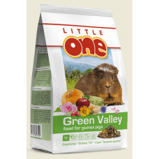 Little One 750г Зеленая долина корм для мор.свинок