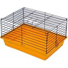Клетка для кролик, свинок, Складная 2 590*405*330