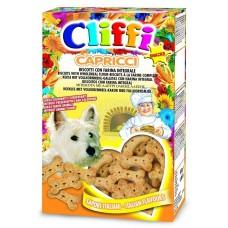 """Cliffi Лакомство для собак """"Хрустящие косточки"""", Capricci, 400 гр"""