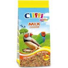 Cliffi Смесь отборных семян для экзотических птиц с бисквитом, Superior Mix Exotics with biscuit, 1 кг
