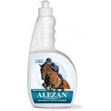 Алезан шампунь-блеск для лошадей для гривы и хвоста, 500 гр