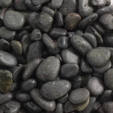 Грунт Лагуна 10105А 2кг ГАЛЬКА коричневый 0,5-1см