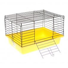 Клетка для кролик, свинок, Складная 1 500*350*305